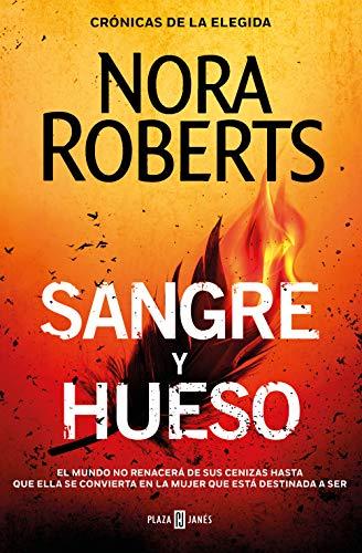 Sangre y hueso, Nora Roberts (Trilog. Crónicas de la Elegida 02) 51A4YQw0q0L