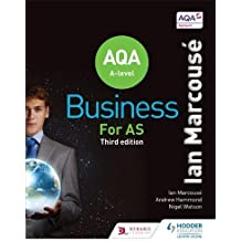 AQA Business for AS (Marcousé)