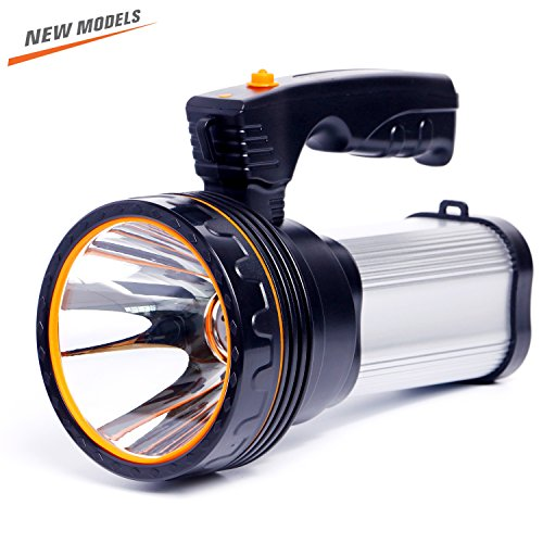 ROMER LED Rechargeable Handheld Searchlight...