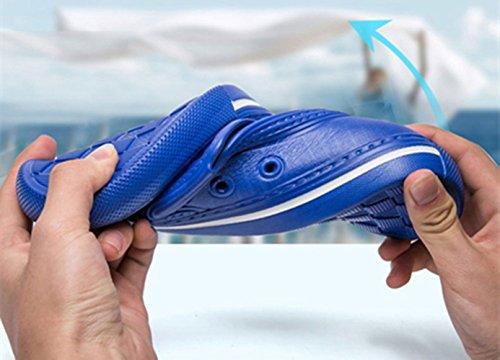 Espadrilles Herren Damen Leicht Sneakers Mokassins Flache Schuhe Schwarz Weiß Rot 36-45 Blau