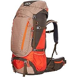 MONTIS BLUERIDGE 65+5 - Mochila de Trekking y Senderismo - 70 l - 76 x 38-1750 g