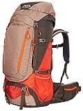 MONTIS BLUERIDGE 65+5 Unisex Trekking-Rucksack, Wander-Rucksack & Reise-Rucksack in Einem, ermöglicht Dank Regenschutz auch Wander-, Bike- & Campingtouren, moderner Look mit Belüftungssystem