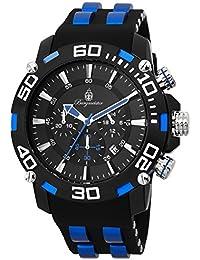 Burgmeister BMT01-622b - Reloj , correa de plástico color negro