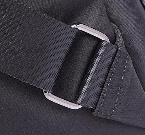 Student Tasche Rucksack Schultertasche Schulter Freizeit Reise Rucksack Black1