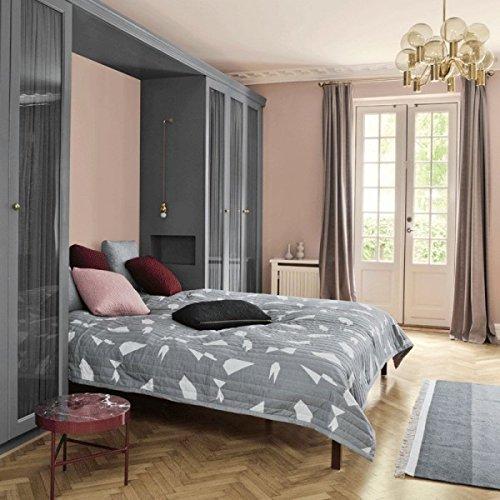 Ferm Living – Quilt Cushion – Kissen – Bordeaux – 60 x 40 - 6