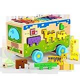 Zantec neoglory Cumpleaños para niños, Juguete Montessori Educativo...