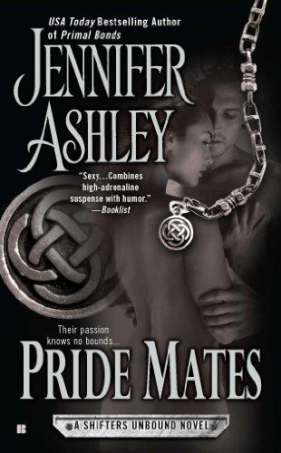 Buchseite und Rezensionen zu 'Pride Mates (Shifters Unbound)' von Jennifer Ashley