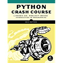 Python Crash Course: A Hands-On, Project-Based Introduction to Programming (English Edition)