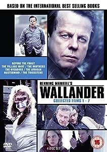 Wallander: Collected Films 1-7 [DVD] [2005]