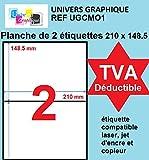 Best Imprimantes Lazer - 200 étiquettes 210 x 148.5 mm - soit Review