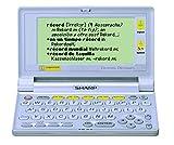 Sharp PW-E430 - Handheld: Elektronisches Wörterbuch mit zwei Wörterbüchern, Englisch-Deutsch/Deutsch-Englisch; Spanisch-Deutsch/Deutsch-Spanisch (Handhelds von Sharp)