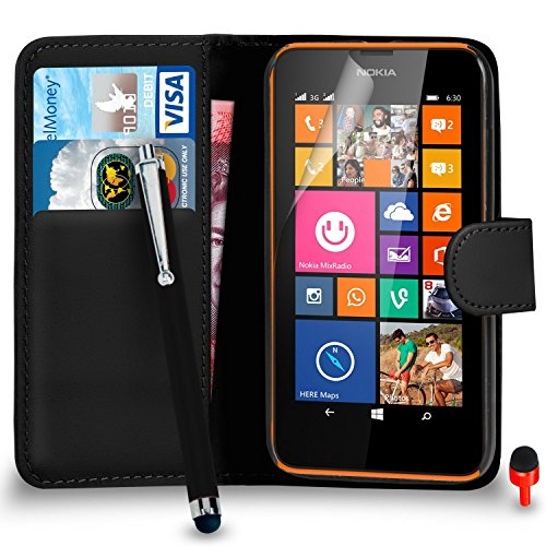 nokia-lumia-635-premium-leather-black-wallet-flip-case-cover-pouch-big-touch-stylus-pen-red-2-in-1-d
