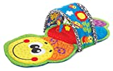 Playgro Tunnel Gym and Playmat for Baby, Caterpillar