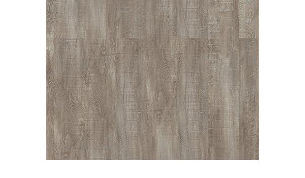 Vinyl Design Comfort Platineiche s/ägerauh strukturiert 1-Stab inkl D/ämmung 1 Paket mit 1,806 qm