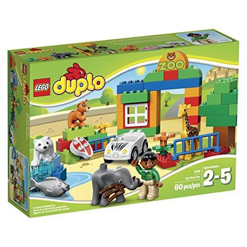 LEGO Duplo My First Zoo 60piezas - Juegos construcción