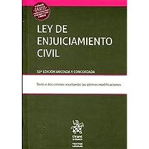 Ley de Enjuiciamiento Civil 30ª Edición 2017 (Textos Legales)