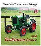 Traktoren früher 2020: Historische Traktoren und Schlepper -
