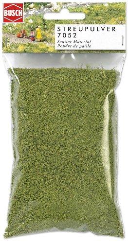 Busch Environnement - BUE7052 - Modélisme Ferroviaire - Flocage Vert / Jaune - UV x 5