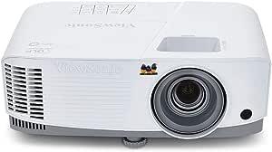 Viewsonic Pa503w 3d Home Cinema Dlp Projector Wxga 3 600 Ansi Lumens Hdmi 2 Watt Speakers 1 1x Optical Zoom White Grey Home Cinema Tv Video