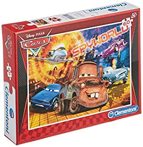 Cars - Puzzle 60 Piezas (Clementoni 08401)