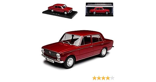 Alles Meine De Gmbh Seat 124 L Limousine Rot Braun 1966 1985 Baugleich Mit Fiat 124l Mit Sockel 1 24 Modellcarsonline Modell Auto Modellcarsonline Modell Auto Spielzeug