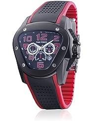 TIME FORCE TF3125M14 - Reloj Caballero caucho