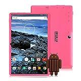 iRULU Tablet              La scelta migliore per l'intrattenimento e l'istruzione.       Funziona con l'ultimo sistema operativo Android 8.1 Marshmallow,Quad core 1.3GHz.       iRULU X7 è in grado di eseguire varie app in modo...