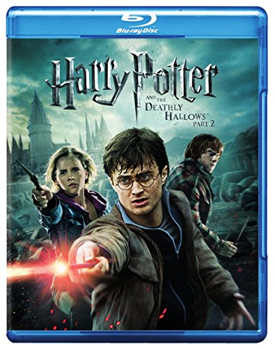 Click for larger image of Harry Potter & Deathly Hallows Part 2 [Blu-ray] [2011] [US Import]