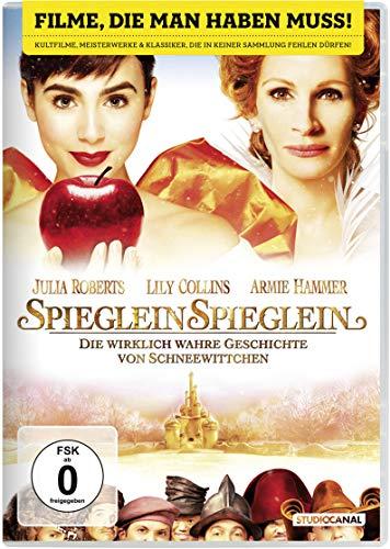 Spieglein Spieglein - Die wirklich wahre Geschichte von Schneewittchen (Schneewittchen Family Kostüme)