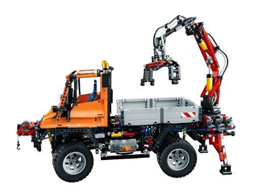 LEGO Technic 8110 – Unimog U400 - 4
