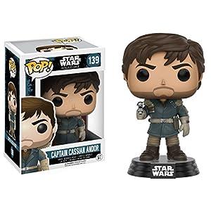 Funko Pop Capitán Cassian Andor (Star Wars 139) Funko Pop Rogue One (Star Wars)