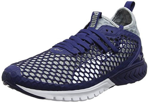 80a1ace6886 60% OFF on Puma Men s Ignite Dual Netfit Running Shoes on Amazon ...