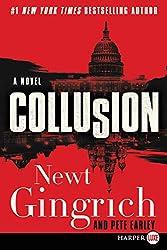 Collusion [Large Print]