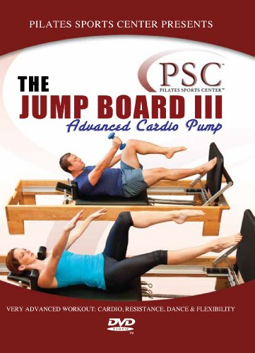 The Pilates Jump Board Workout III: Advanced Cardio Pump