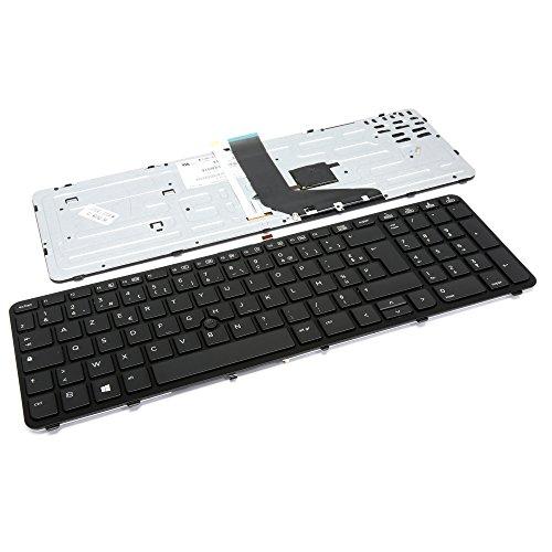 Französisch Tastatur FR für Computer Laptop HP ZBook 15G115G217G117G2HP ProBook 650G2655G2831023–051841145–0519Z. ncgbv. 10F nsk-cz1bv pk130tk1a14sg-59400–2Fa sn7123bl sps-733688–051Retro Eclaire _ _ 0001, NEU Garantie 1Jahr, note-x/DNX/cl-1330r