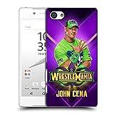 Head Case Designs Offizielle WWE John Cena Wrestlemania 34 Superstars Ruckseite Hülle für Sony Xperia Z5 Compact