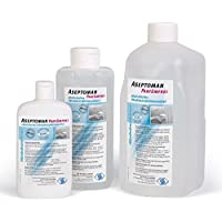 Aseptoman Parfümfrei Händedesinfektion 150 ml Kittelflasche preisvergleich bei billige-tabletten.eu