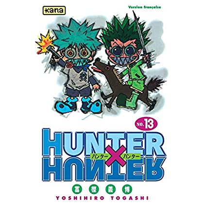 Hunter X Hunter, tome 13