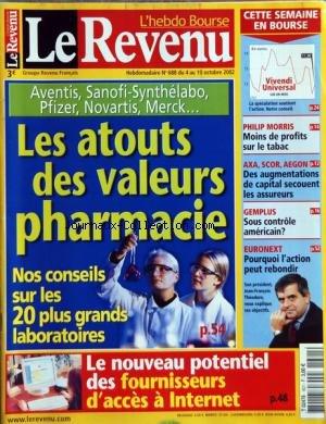 revenu-le-no-688-du-04-10-2002-les-atouts-des-valeurs-pharmacie-20-plus-grands-laboratoires-le-nouve