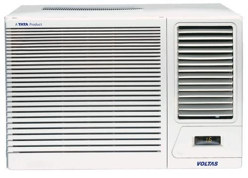 Voltas C 182 CYI Classic Y Series Window AC (1.5 Ton, 2 Star Rating, White, Copper)
