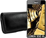Microsoft Lumia 950 XL / Microsoft Lumia 950 XL Dual SIM Schutzhülle Tasche Horizontal Hülle Gürteltasche