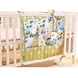 Best Lovely Baby Cots - Lovely Baby Nursery Organiser Cotton Hanging Storage Bag Review