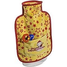 Heunec 654570 - Sandmännchen Wärmeflasche mit Inhalt