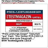 Sichler PCR-2350 LX Staubsauger Roboter - 6