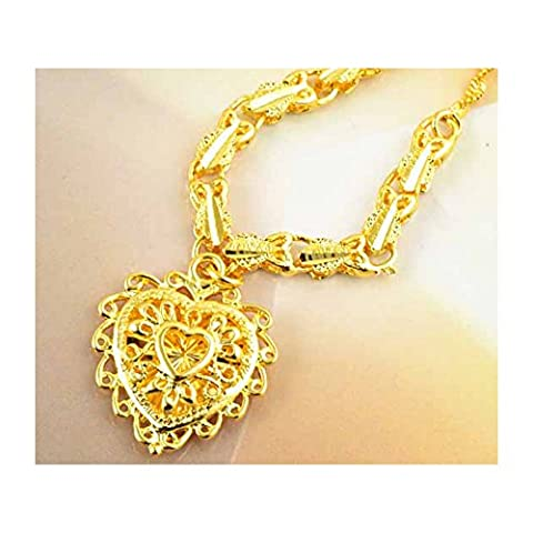 Necklace 18 carats Yellow Gold Woman with Shipping Expres – 18 K Carat K