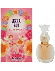 Anna Sui Fairy Dance Secret Wish Eau de Toilette en flacon vaporisateur 30 ml