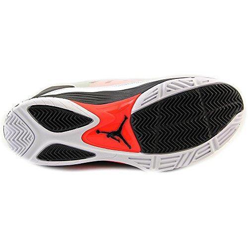 Jordan Flight Tempo 14,5 scarpe da basket White/Gym Red-Black-Infrrd 23