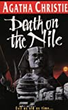 Book cover for Death on the Nile
