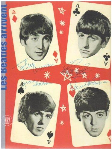 Les Beatles arrivent : Histoires d'une génération, édition bilingue français-italien par Umberto Buttafava