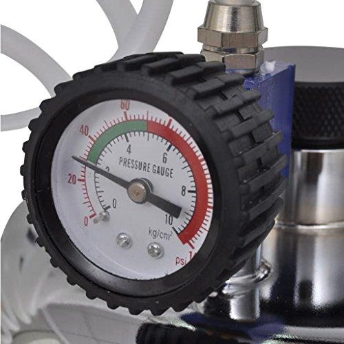 Xingshuoonline Pression d'air pneumatique Purgeur de Lot d'outil pour Facile Saignements de systèmes de Frein et d'embrayage